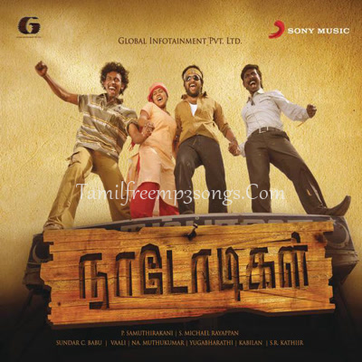 Naadodigal Poster