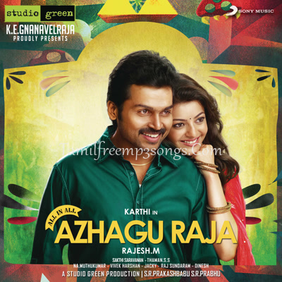 All In All Azhagu Raja Poster