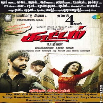 Naanayam Tamil Movie High Quality Mp3 Songs Free Download