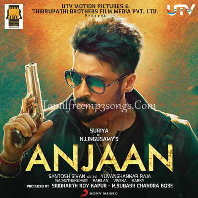 Anjaan Tamil Movie High Quality Mp3 Songs Free Download