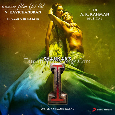 I Tamil Movie High Quality Mp3 Songs Free Download