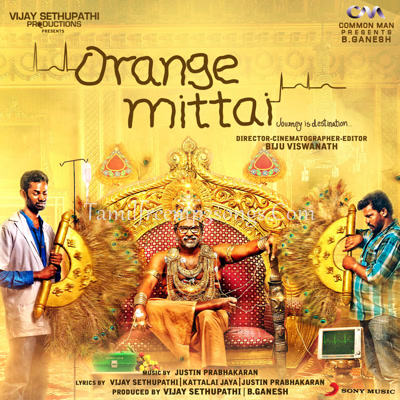 Orange Mittai Poster