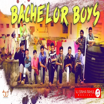 Bachelor Boys (Album) Poster