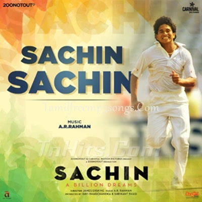 Sachin A Billion Dreams Poster