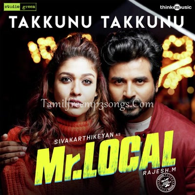 Mr Local Poster