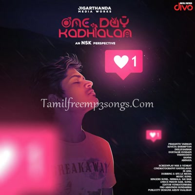 One Day Kadhalan Poster