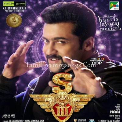 Singam 3 (S3) Poster