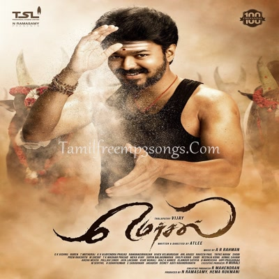 Mersal Poster