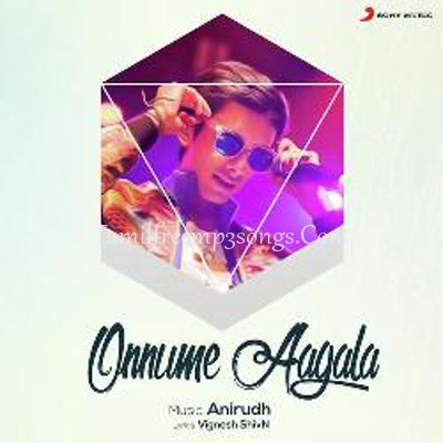 Onnume Aagala - Album Poster
