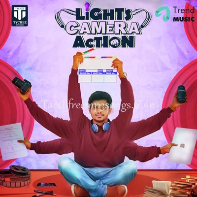 Lights Camera Action Poster