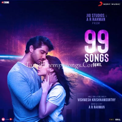 99 Songs (Tamil) Poster